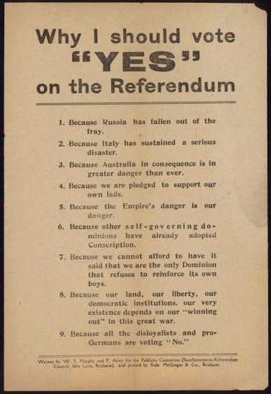 conscription-vote-yes-leaflet